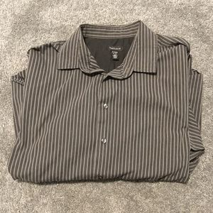Van Heusen button down shirt XL